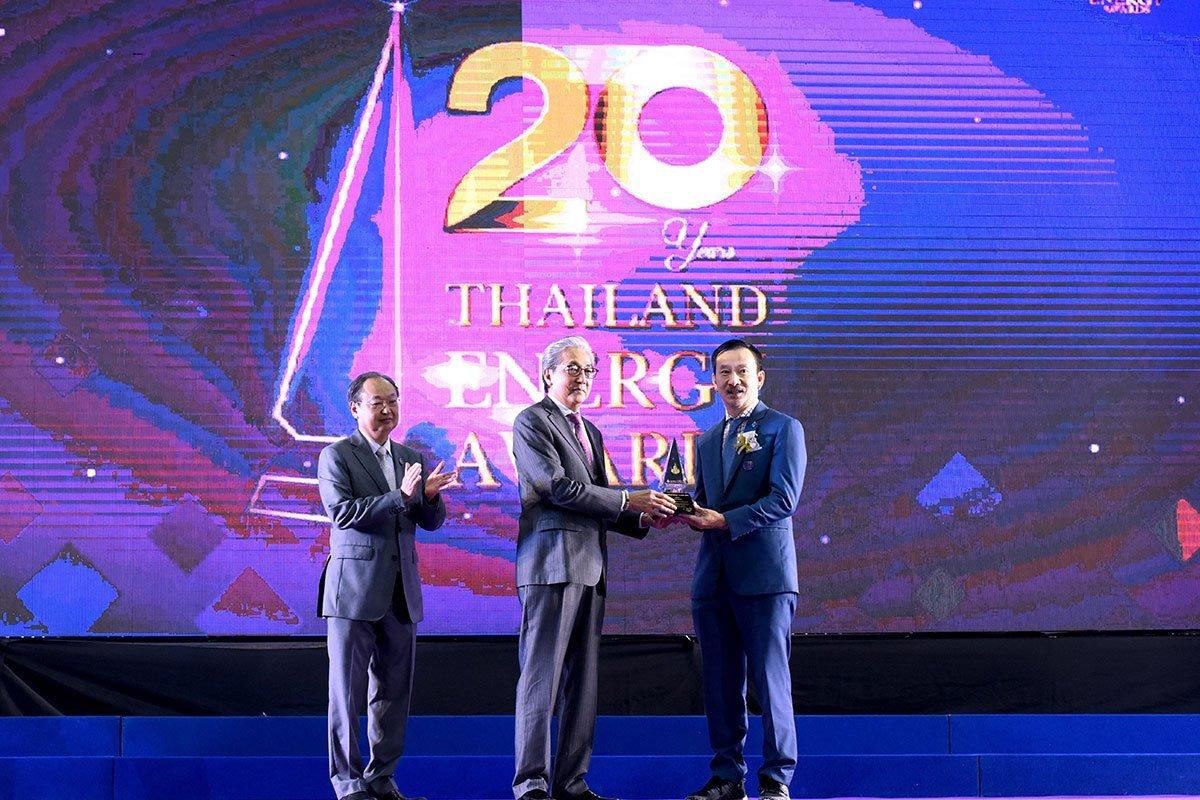 Thailand Energy Award 2019 Best Practices, Renewable Energy Project