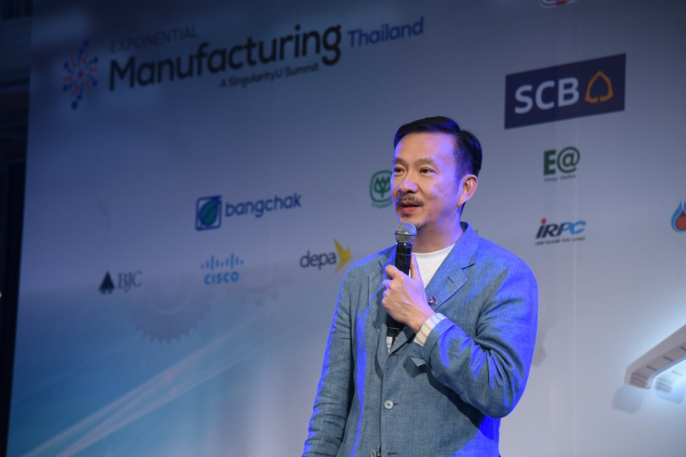 Bangchak Co-Sponsors FTI's Exponential Manufacturing Thailand 2019 Summit