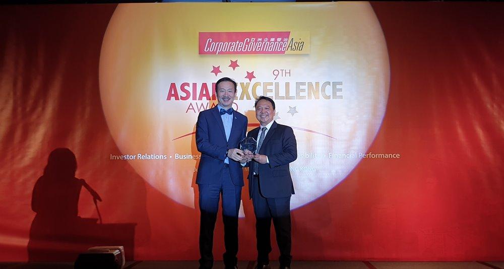 บางจากฯ คว้า 4 รางวัลในงาน Asian Excellence Recognition Award 2019