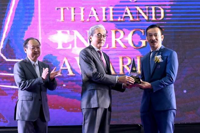 Bangchak Wins Thailand Energy Award 2019