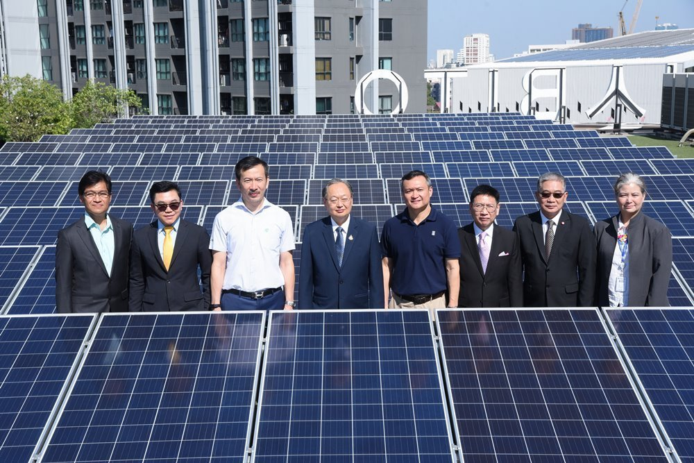 Bangchak Group Welcomes Energy Minister's Visit