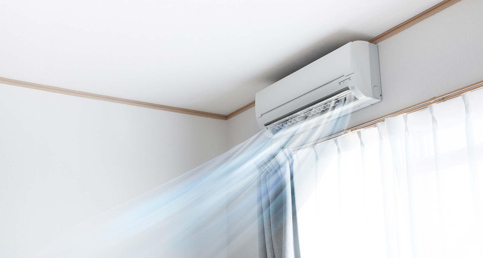 แก้โลกร้อนด้วยเครื่องปรับอากาศ?