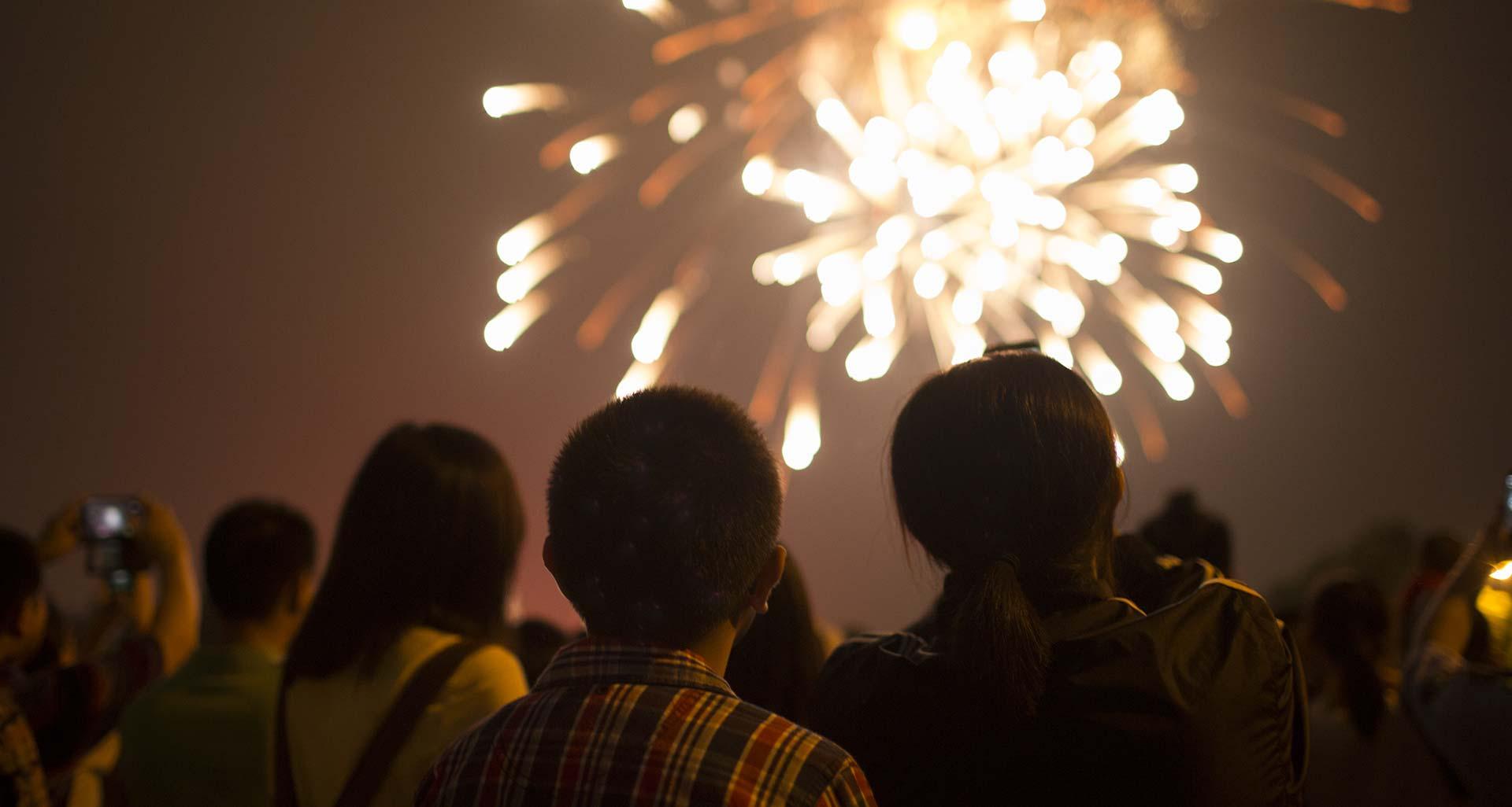 ปีใหม่กับความตั้งใจ